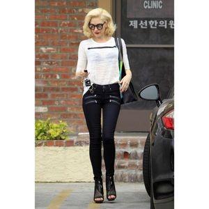 Paige Edgemont Skinny Jeans sz 27
